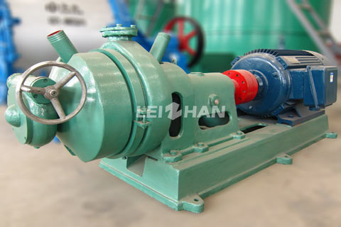 ZDP Series Double Disc Refiner
