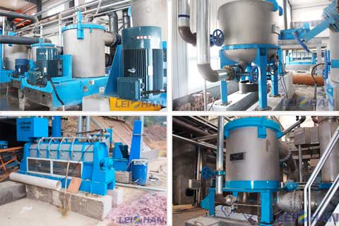 450T/24H Coated Paperboard making machinery line in Iran