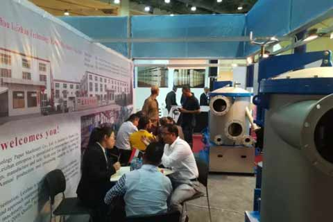 leizhan-successfully-exhibited-paper-middle-east-cairo-2017