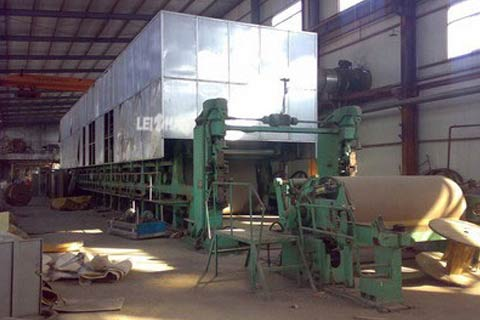 30tpd-kraft-paper-production-line
